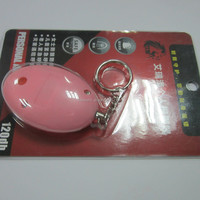 Body Attack Protection Personal Security Alarm