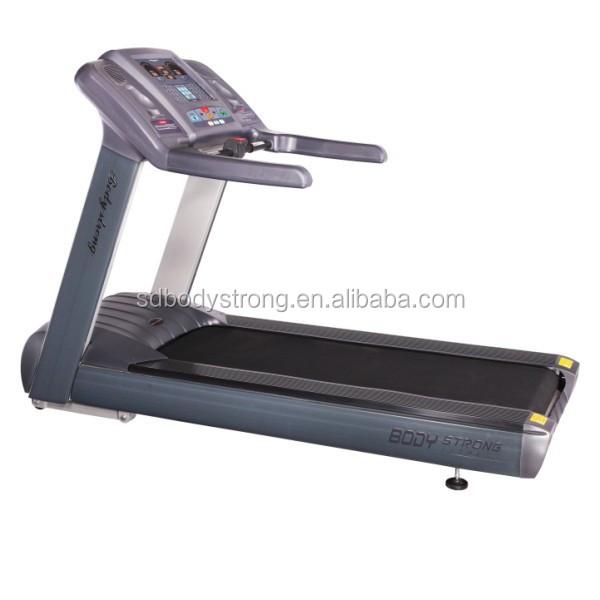 machine running