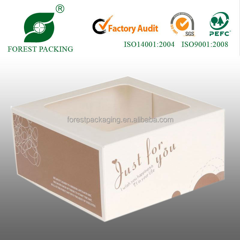 2014 WHOLESALE DURABLE ECO-FRIENDLY FOLDING WHOLESALE CAKE <strong>BOXES</strong>