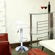 PU chair office bar stools with pedal