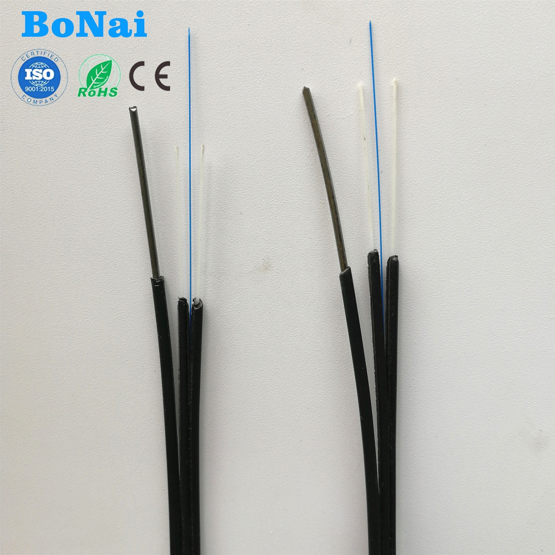Wholesale Optical Cable Wire Online Buy Best Gjfjv Type Single Core House Wiring Indoor Fiber Optic Bonai Frp 1 2 4 Ftth Outdoor Drop Strongcable Strong