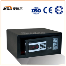 With Hidden Key Hole Car Safe Box with CEU and Emergency Key