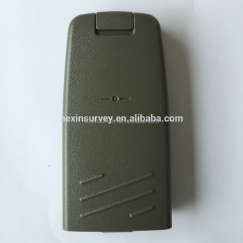 Compatible rechargeable battery TBB-2 2.3Ah for Topcon GTS-102N series