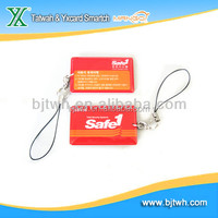 125Khz personalized RFID epoxy tag/mini rfid jelly tag/passive rfid tag