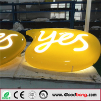customized colorful LED electronic advertising board, LED electronic sign