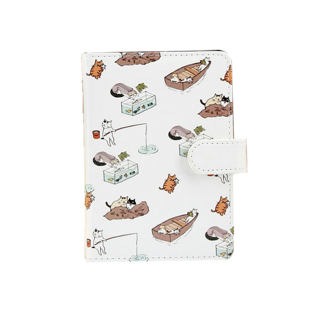 Graph Paper Wholesale Journal Leather Notebook With Magnetic Clasp
