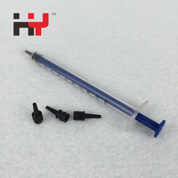 1ml Disposable Rubber Syringe Gasket