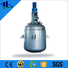 Reaction Kettle Type and Automatic Automatic Grade Stainless Steel Chemical Reactor