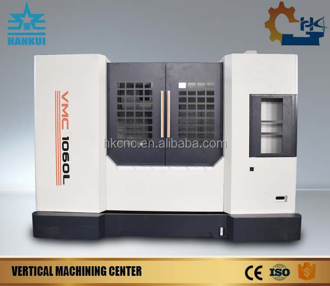 VMC1060L Three axis desktop metal CNC milling machine manufacturing cmpanies