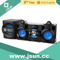 2.1 bluetooth subwoofer speake with usb fm usb
