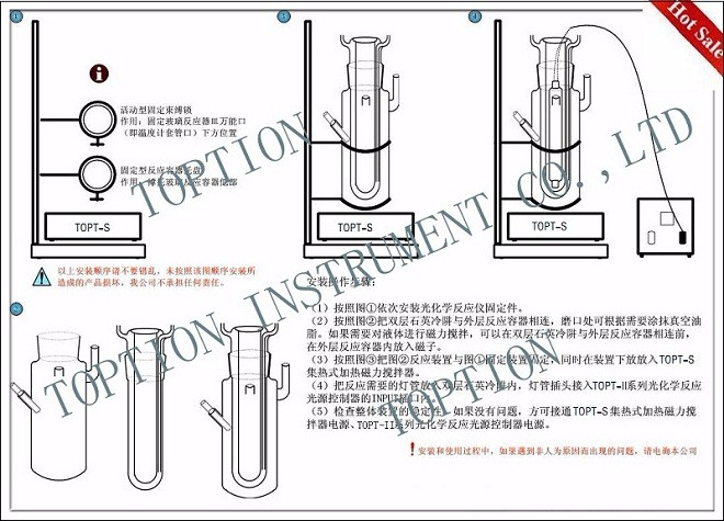 Manufacturer Ultra Low Temperature Photochemical Reactor (TPRC sery)