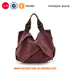 Wholesale Vintage Women's Large Capacity Canvas Tote Bag Handbag for Shopping&Working from China