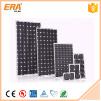 Professional made portable waterproof 100W mono cells pv solar module