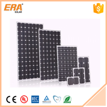 Professional made top quality 100w mono cells pv solar module