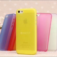 2014 new arrival slim mobile phone case for iphone 5c phone