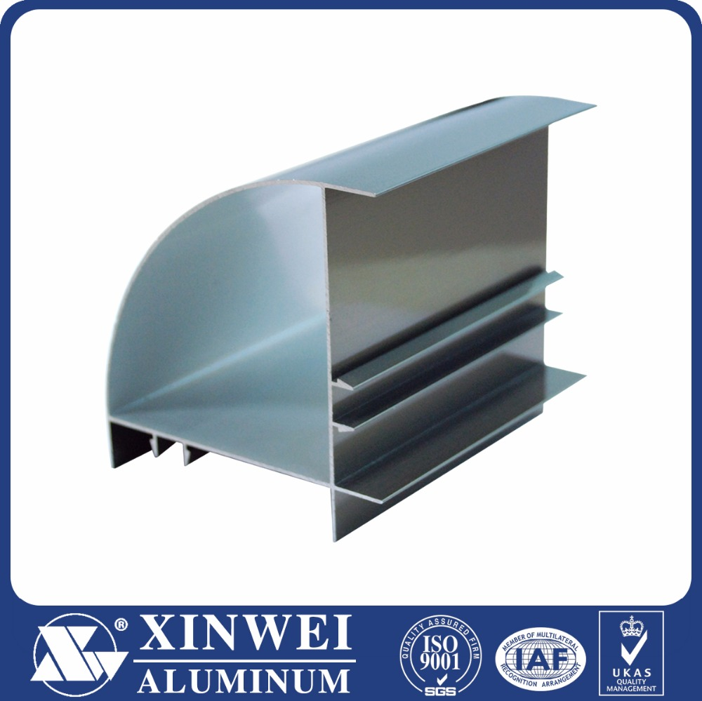 6063 T5 alloy foshan manufacturer constructional standard aluminum extrusion dimensions