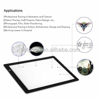 Wholesale Price Led Tracing Copy Board A3