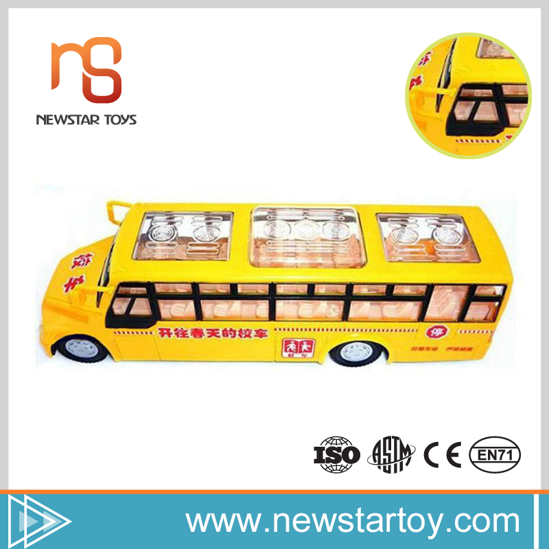 2016 Special Design wholesale fashion electric school bus model for sale