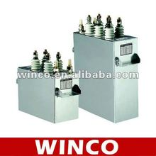 Water Cooling Electric Heating Capacitor