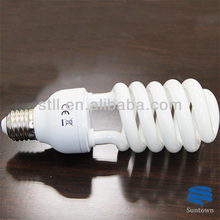 20W spiral energy saving light bulb e27