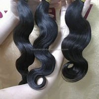 wholesale thicker ends no tangle no shedding virgin hair weft brazilian body wave high quality raw unprocessed virgin hair