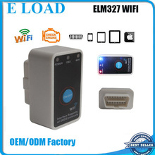 Super OBD2 Mini ELM327 wifi with Switch Work for iPhone