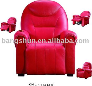 vip leather chair