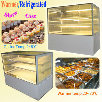 Food Warming Showcase (20~70 degree Celsius)