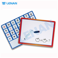 Popular study drawing board puzzle child toy magnetic kids drawing board