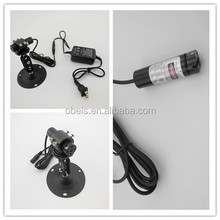 point laser light for sewing machine