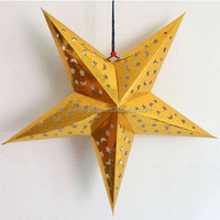 Factory Price High Quality Hanging Star Lantern