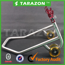 Factory wholesale motorcycle rear racing race stand