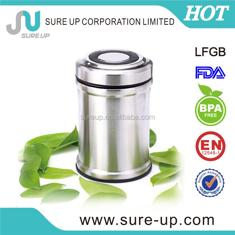 Hot and cold disposable food storage containers