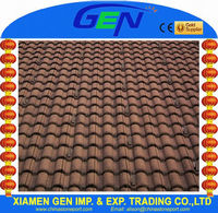 high quality with competitive price roof tile