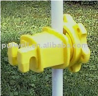Glassfiber post, GRP FRP post, electrical fence post