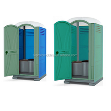 China high quality Outdoor HDPE Plastic movable shower room