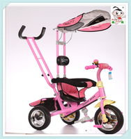 popular tricycle toy with good price and best quality for children bike4 in 1rear wheel double brakefor 1-7years old