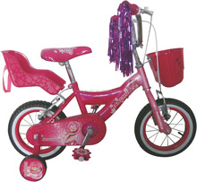 Cartoon children bike with lovely style from China factory