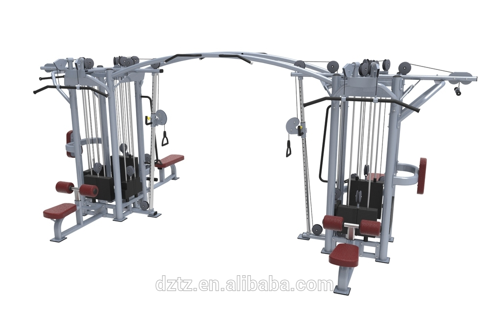 Commercial Gym Equipment 8 Station Multi Gym Tz 4029 Multi