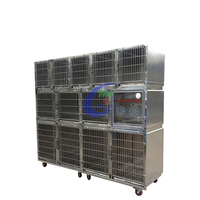 hot selling veterinary laboratory animal cage