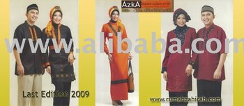 Azka, Qirani and Tiara Blouses