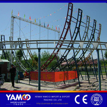 New outdoor amusement park rides track ride on car/ train used carnival rides drift car for sale