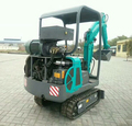 Electric Motor Powered Excavator