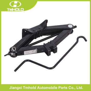 Vehicle tool Lifting high durable scissor jack for cars and motorcycle