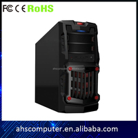 Cool design gaming hotsale computer pc case usb 2.0 full tower