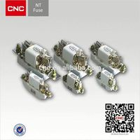 High quality low voltage NT HRC series solder in fuse