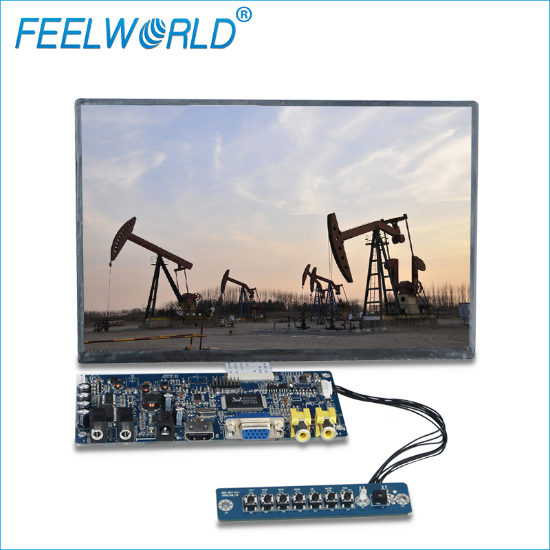 FEELWORLD 10'' large touch screen monitor HDMI VGA raspberry pi model b 3