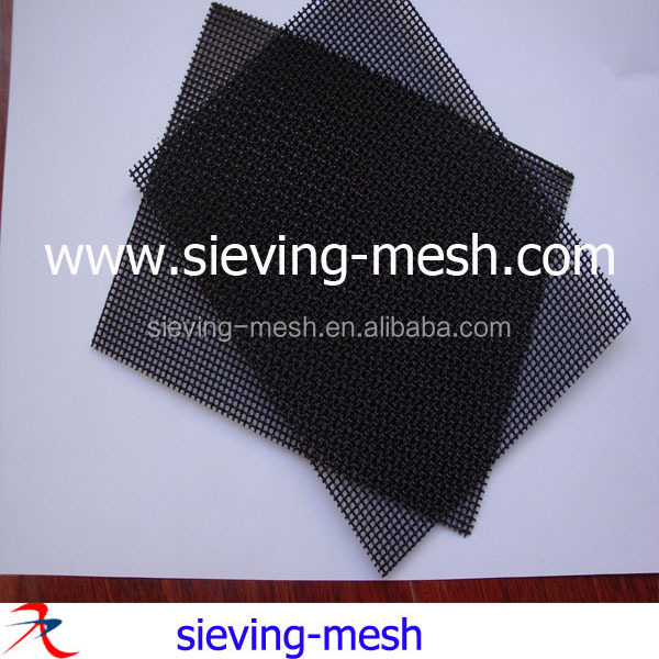 Anti theft stainless steel wire mesh, stainless steel security wire netting