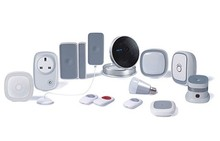 Zigbee based wireless security monitoring kit used for home automation solution