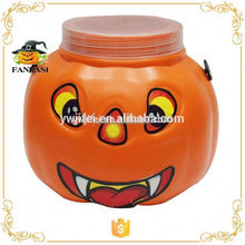 Halloween Party Plastic Pumpkin